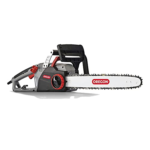 Oregon CS1500 18-inch 15 Amp, Self-Sharpening Corded Electric Chainsaw