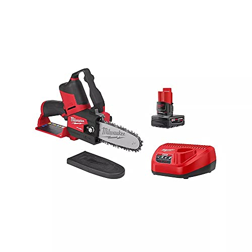 Milwaukee M12 FUE HATCHEt (6') Lithium-Ion Cordless Pruning Saw Kit (Battery & Charger Included)
